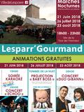 Fête de la musique 2018 - Lesparr'Gourmand