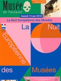 Nuit des musées 2018 -Light Painted