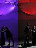 Nuit des musées 2018 -Lights Contact : installation immersive et interactive