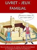 Journées du patrimoine 2016 -Livret-jeux familial