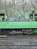 Journées du patrimoine 2016 -Locomotive Bicabine n°31 en cours de restauration