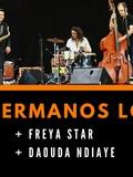 Fête de la musique 2018 - Los Hermanos Locos + Freya Star + Daouda Ndiaye