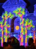 Rendez Vous aux Jardins 2018 -Lumières sur la Cité : MAPPING !