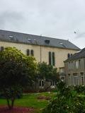 Journées du patrimoine 2016 -Visite commentée du Lycée Brizeux
