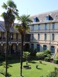 Journées du patrimoine 2016 -Visite libre ou guidée du lycée Théophile-Gautier