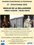 Journées du patrimoine 2016 -Madame de Pompadour, l'Amie nécessaire... du roi et des artistes