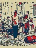 Fête de la musique 2018 - Madame Schlegel