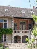 Journées du patrimoine 2016 -Maison du Docteur Loydreau et son jardin de simples à Chagny