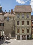 Journées du patrimoine 2016 -Maison Gallo - siège de l'association des Amis du Vieil Annecy