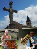 Journées du patrimoine 2016 -Maquettes et orgue de Barbarie à la chapelle de Feillens