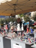 Journées du patrimoine 2016 -Marché de potiers à MALICORNE