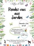 Rendez Vous aux Jardins 2018 -Animation dans le parc du château du Taillis