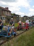 Journées du patrimoine 2016 -Matériels ferroviaires
