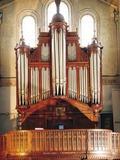 Journées du patrimoine 2016 -Concert et visite du buffet d'orgue Cavaillé-Coll
