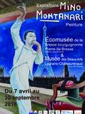 Nuit des musées 2018 -Exposition Mino Montanari