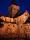 Nuit des musées 2018 -Mise en lumière de l'Abbaye de Graville