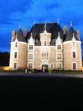 Nuit des musées 2018 -Mise en lumière du château
