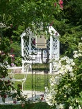 Rendez Vous aux Jardins 2018 -Mon jardin senteur de roses