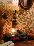 Journées du patrimoine 2016 -Monsieur Watt, ou Les lumineuses Aventures d'une Lampe de Chevet