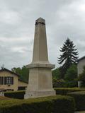 Journées du patrimoine 2016 -Monument aux morts de Mogneneins