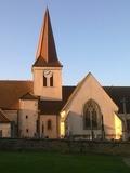 Journées du patrimoine 2016 -Visite de l'église de Corberon