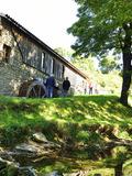 Journées du patrimoine 2016 -Moulin de Masméjean, maison des énergies renouvelables