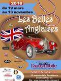 Journées du patrimoine 2016 -Les Belles Anglaises...