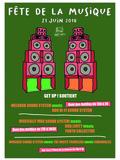 Fête de la musique 2018 - Musically Mad Sound System meets Dub Livity meets Youth Collective