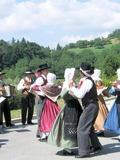 Journées du patrimoine 2016 -Musique et danses traditionnelles avec le groupe folklorique Sarreloups :