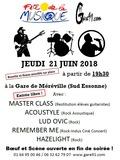 Fête de la musique 2018 - Musiques en Gare