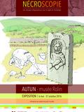 Journées du patrimoine 2016 -Nécroscopie, une nécropole d'Augustodunum sous le regard de l'archéologie, Autun