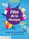 Fête de la musique 2018 - Non Sapiens / Les écureuils volants / My Red