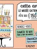 Nuit des musées 2018 -Nouvel accrochage