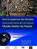 Nuit des musées 2018 -Rencontre avec le photographe Nicolas Canu