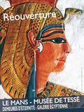 Nuit des musées 2018 -Visites-zoom de la galerie égyptienne du musée