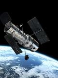 Nuit des musées 2018 -Venez regarder le ciel à travers le regard du télescope spatial d'Hubble !
