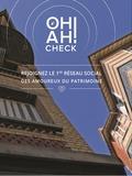 Journées du patrimoine 2016 -OhAhCheck ! L'application numérique pour les amoureux du patrimoine