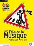 Fête de la musique 2018 - Orchestre d'Harmonie d'Arras / UMC Arras