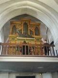 Journées du patrimoine 2016 -Présentation de l'orgue historique espagnol