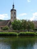 Journées du patrimoine 2016 -Ouverture de l'Eglise Saint Laurent à Ornans