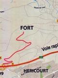 Journées du patrimoine 2016 -Ouverture du fort du Mont Vaudois à Héricourt