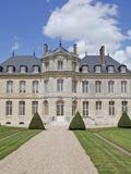Rendez Vous aux Jardins 2018 -Visite libre du parc et jardins à la française du château d'Omonville