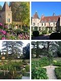 Rendez Vous aux Jardins 2018 -Ouverture de cinq jardins privés dans le Brionnais et dans le Haut-Beaujolais