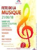 Fête de la musique 2018 - Parade et concerts variés