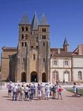 Journées du patrimoine 2016 -Basilique de Paray-le-Monial et l'ordre de Cluny : une histoire millénaire