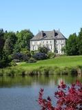 Journées du patrimoine 2016 -Parc Botanique de Haute Bretagne au Châtellier