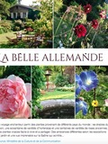 Rendez Vous aux Jardins 2018 -Visite commentée du parc de la Belle Allemande