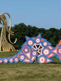 Rendez Vous aux Jardins 2018 -Visite libre ou guidée du parc de sculptures.