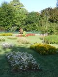 Rendez Vous aux Jardins 2018 -Atelier plantation des carrés de présentation au Parc Napoléon III