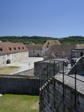 Journées du patrimoine 2016 -Parcours remparts de la citadelle de Besançon : visite commentée
